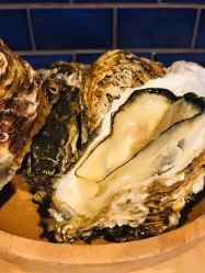 宮城県石巻直送の牡蠣など美味しい魚介類!