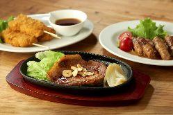 千葉県産アボカドポークを始め絶品創作料理の数々