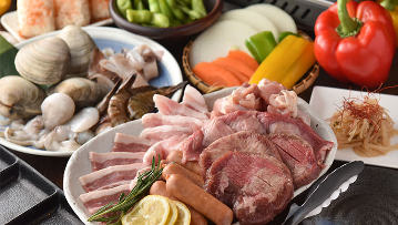 焼肉×BBQ 食べ放題 焼肉少年団 渋谷店の画像