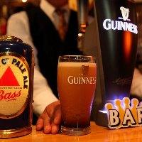 お洒落な店内で、美味しいギネスビールをご堪能いただけます。