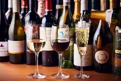 ◆ワイン片手にのんびりとお過ごし下さい♪