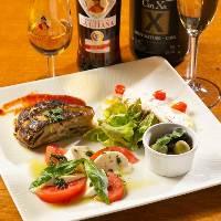 【美酒と美食が揃う】 お酒との相性を考え提供する料理に舌鼓