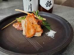 季節の厳選高級食材を使った日本料理を贅沢に堪能