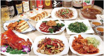 香港料理 栄記