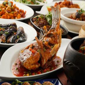 中国料理 華座の画像