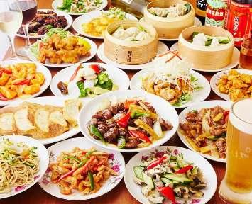 中華料理 梅香園 目黒店