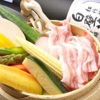 鎌倉野菜を毎朝市場より 仕入れています。
