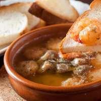 イタリアンを中心とした料理の数々
