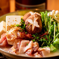 宴会コースは2H飲み放題付3500円~ご用意。