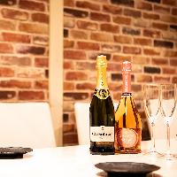 2名様からご利用可能な和情緒漂う個室空間を完備!