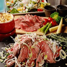 隠れ家個室×肉炙り寿司 炙り坊や