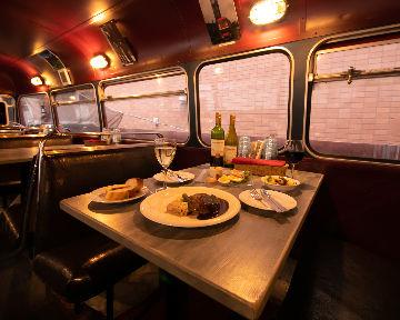 ロンドンバス キッチン
