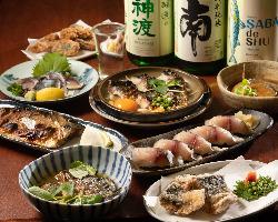 【コース】 らかん自慢の宴会コース!4000円~!!