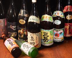 【日本酒】 こだわりのラインナップ!地方の日本酒が豊富