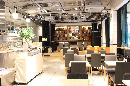 GINZA nudish Deli&Cafeの画像