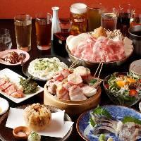 <発酵鍋>話題の発酵鍋が付いた2.5H飲み放題コース5000円税抜