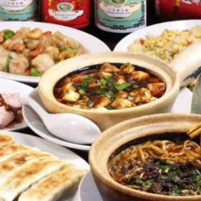 土鍋大餃子の画像
