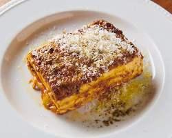大人気ラザニアはテイクアウトOKボローニャ伝統レシピのフワ食感