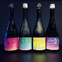 日本酒のラインナップは随時入れ替えております。
