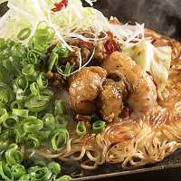 【コク旨】 日本発祥!醤油ダレに漬け込んだ挽肉が味の決め手