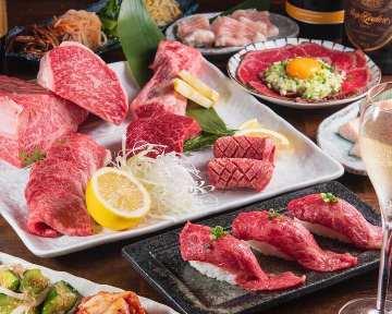 焼肉食べ放題×韓国料理 焼肉市場の画像