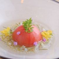 五感で味わう創作日本料理。