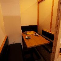 西船橋での接待やデートにも最適な空間♪全席個室!