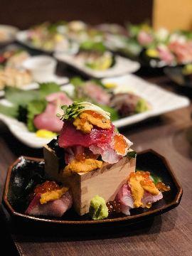 港直送鮮魚と熟成肉 喜一途 KITTO 立川