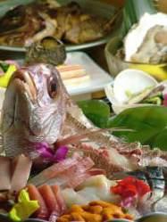 毎朝仕入れている新鮮なお魚を使った当店自慢の一品です。