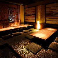 照明や設備にこだわり、落ち着きある空間をご提供いたします。