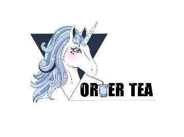 タピオカドリンク order teaの画像