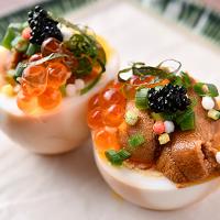 海鮮を使用した創作和食が美味です。