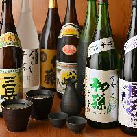 日本酒など、もし仕入れご希望あればお気軽にスタッフまで♪