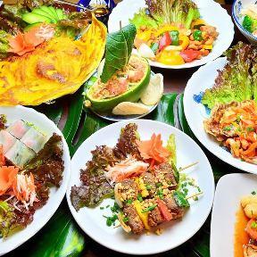 ベトナム料理 ハノイアリス