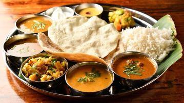 南インド食堂 ビーンズ オン ビーンズ