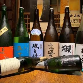 日本酒と富山料理 越中大将の画像