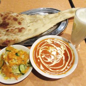 インド料理 ナマステヒマール 西新宿