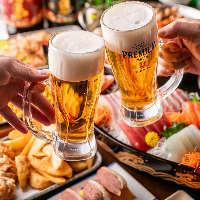 【ご宴会に◎】 自慢のお料理が楽しめるコースでぜひご宴会を!