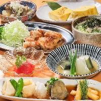 【美味しく身体にも優しい!】出汁料理 360円~