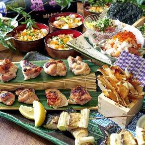 和食と和の酒 火の花 上野御徒町店