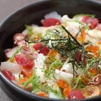 <和食> やっこの伝統を受け継いだ和食の数々。