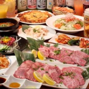 国産黒毛和牛×韓国料理 濱や本館 関内の画像