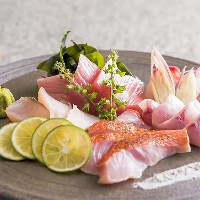 ☆鮮魚、和食を中心とした逸品☆