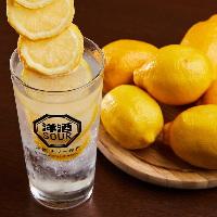 大人気レモンサワー!