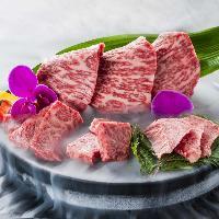 料理長が厳選した和牛の中でも最上級の称号を意味するサーロイン