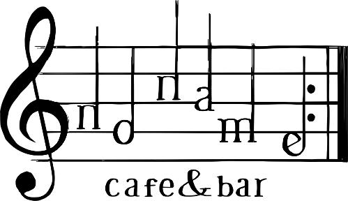 cafe&bar no nameの画像