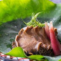 【懐石 梅】旬の食材を使用した季節感じるコース 8品 6,000円