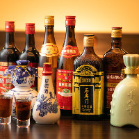 中国年代物のお酒は、独特の香りと風味をお楽しみいただけます