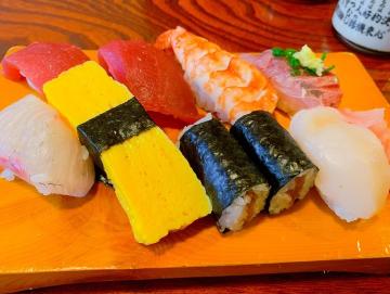 寿司勝の画像