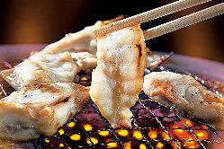 味を4種類からチョイスする イチオシの焼きふぐ!